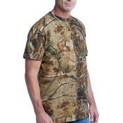 s ™ Realtree ® Explorer 100% Cotton T Shirt with Pocket